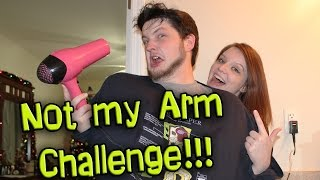 Not My Arms Challenge!!!
