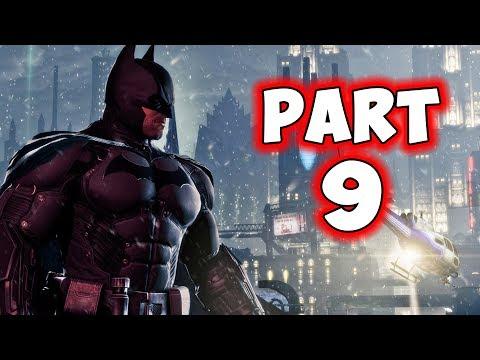 Batman Arkham Origins - Part 9 - Gotham City - Gameplay Walkthrough HD