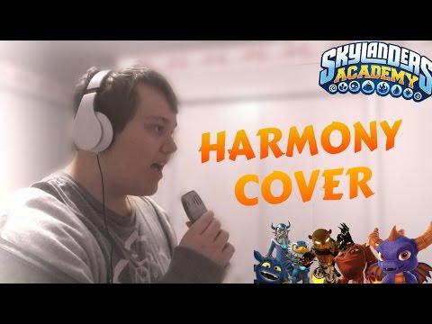 """HARMONY"" (Skylanders Academy) - Timberland feat. Dalton Diehl Cover"