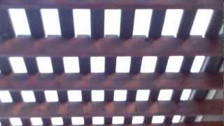 Denver Deck Contractor Installed A Pergola