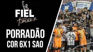 #HexaNaFavela | 6x1 do Hexa