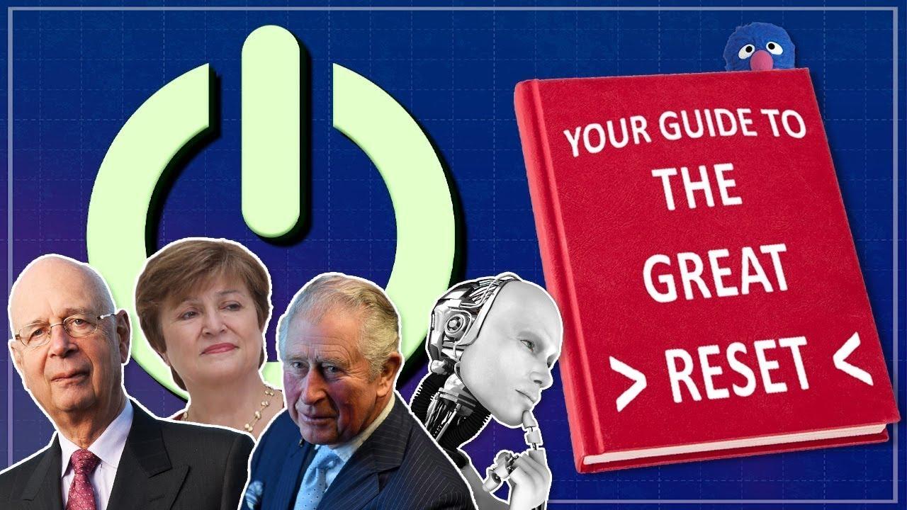 """Globalistische Technokraten sind nun bereit, den """"Great Reset"""" Knopf zu drücken"""