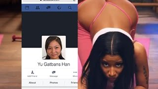 SONGS WITH FB NAMES!! funny names includet facebook names #1