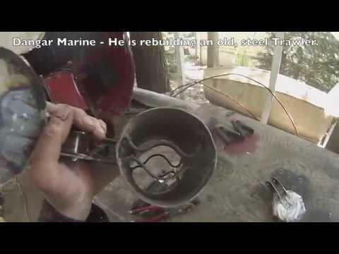 Steel Sailboat Build Part 29