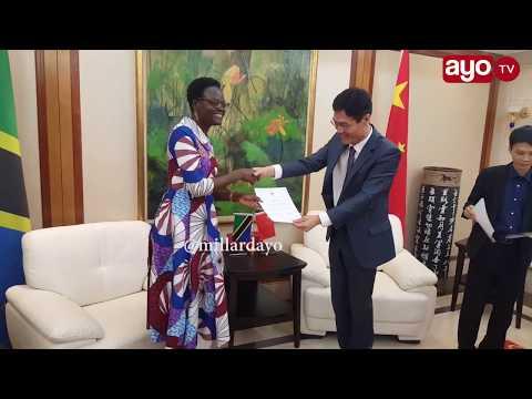 DR Tulia na Ubalozi wa China wameitangaza zawadi ya Tulia Traditional Dance 2018