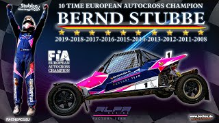 Bernd stubbe annual video 2019. many thanks to mediasport.cz - autocross team for the support. see you ...