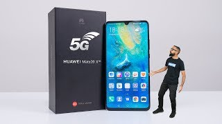Huawei Mate 20X 5G UNBOXING