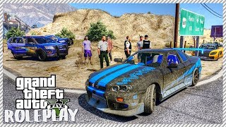 GTA 5 ROLEPLAY - Police Hates Drifters   Ep. 58 Civ