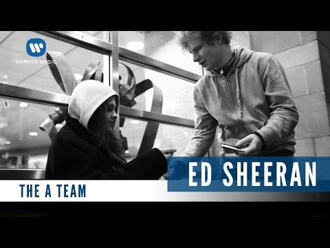 Ed Sheeran - The A Team (Official Music Video)