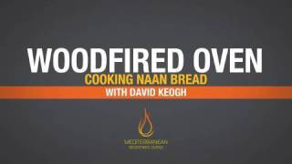 DIY woodfired pizza oven - Cook Naan Bread