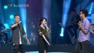 Người Làm Nhạc VTV6   Crying Over You - JustaTee & Nhật Linh