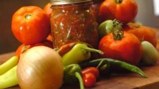 In The Kitchen With Ken: Fresh Garden Salsa