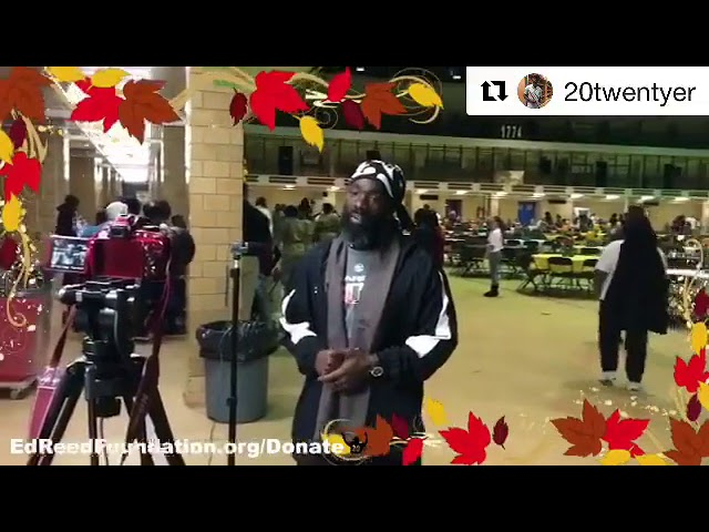 Ed Reed Foundation Turkey Drive