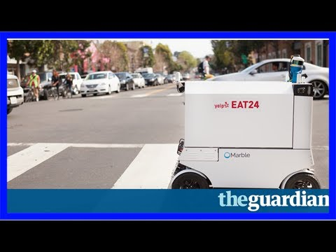 San francisco sours on rampant delivery robots: 'not every innovation is great'