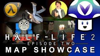 [Vinesauce] Vinny - Half-Life 2: EP2 - Map Showcase