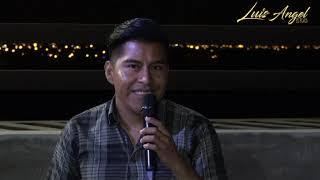 LUIS ANGEL EL FLACO CONCIERTO DE MI CASA A TU CASA
