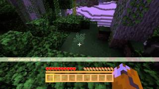 Minecraft deluxe island part 4 cobble stone slabs