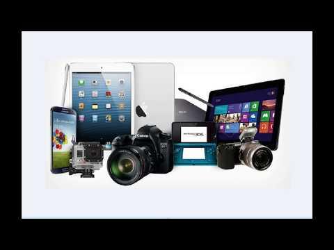 5 objets high tech (MINODO)
