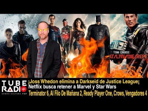 ¡Joss Whedon elimina a Darkseid de Justice League¡ Netflix busca retener a Marvel y Star Wars