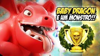 BABY DRAGON NV 10 É UM MONSTRO! - CC5 - BASE DO CONSTRUTOR