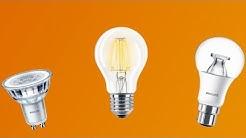 Sopivan LED-lampun valitseminen