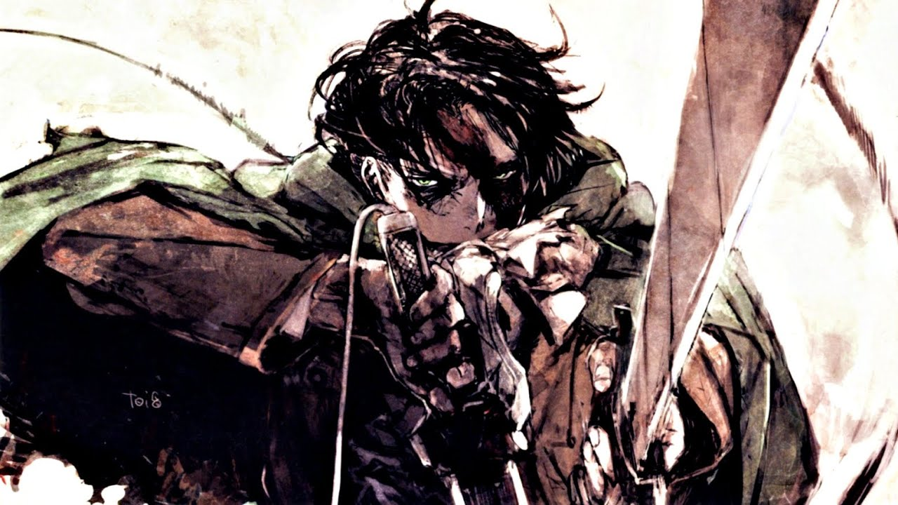 Attack on Titan Vocal OST Collection Mix - Epic & Emotional Anime Soundtrack #1