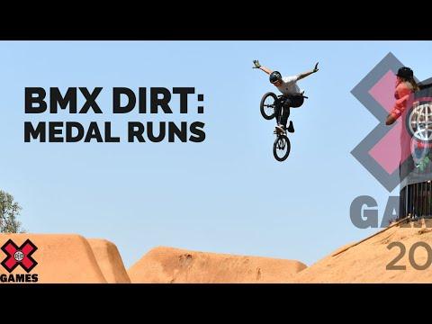 MEDAL RUNS: BMX Dirt | X Games 2021