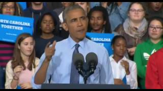 President Obama Mocks, Laughs at Republicans Who Disapprove of Donald Trump But Still Endorse