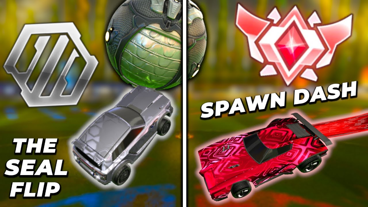 I asked EVERY RANK to invent a NEW Rocket League mechanic. This is what happened...