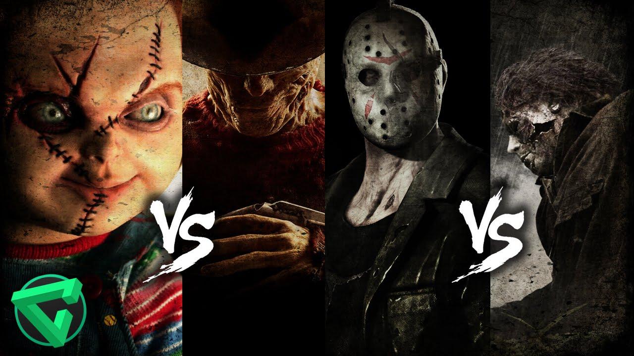 ¡TERRORDROME CON MI NOVIA!: CHUCKY VS FREDDY & JASON VS M ...