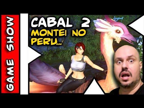 CABAL 2 . Montei no Peru . Primeiras Impressões e Gameplay