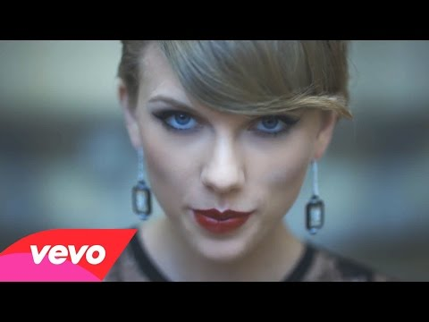 Taylor Swift - Blank Space Official Video...