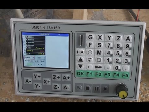 ShaoGe SMC4-4-16A16B Offline CNC controller