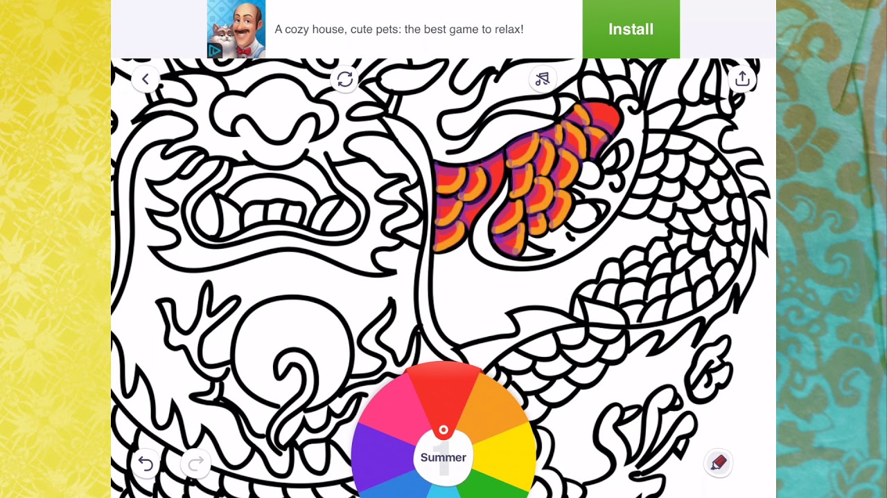 Coloring Book For Me App Review