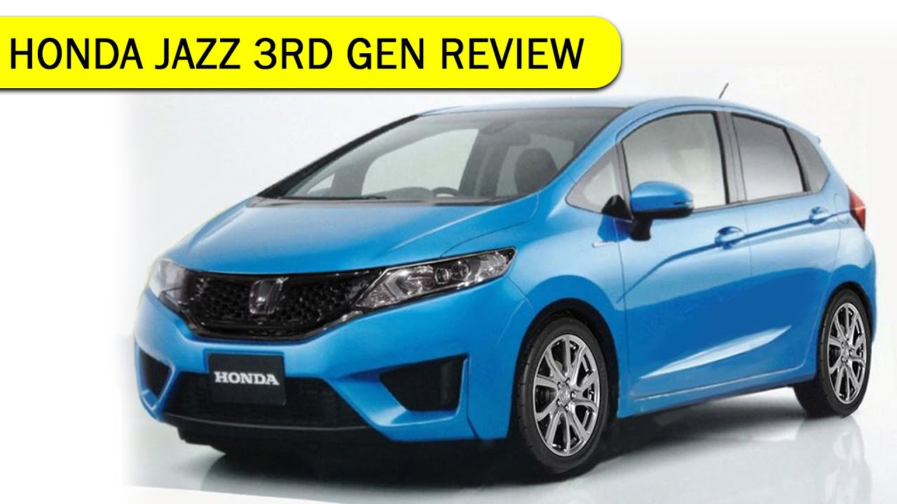 honda jazz 3rd gen review auto gadget show sandesh