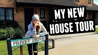 MY NEW HARRY POTTER HOUSE TOUR!