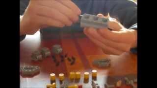 V6 LEGO TECHNIC   GUI FALEVA
