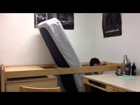 College dorm pranks