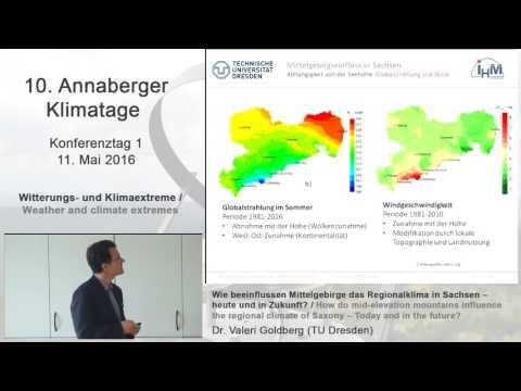 10. Annaberger Klimatage