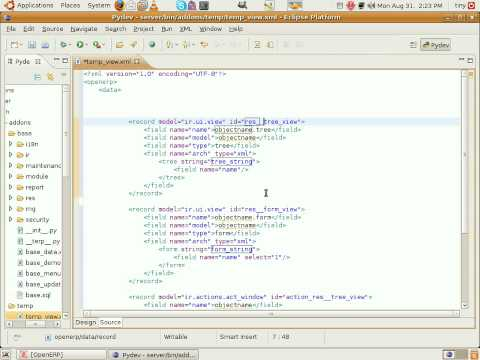 how to create python project in eclipse