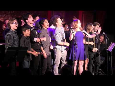 "Company - ""High Times, Hard Times"" (Newsies movie; Alan Menken & Jack Feldman)"