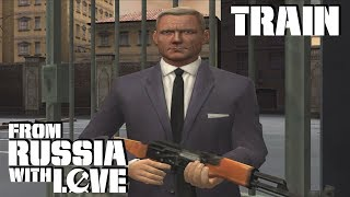 007: From Russia With Love GCN - Train - 00 Agent