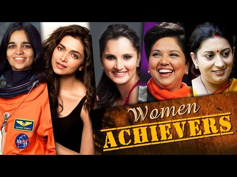 Women Achievers Trailer