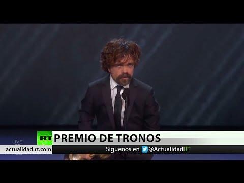 RT en Español: 'Juegos de Tronos' triunfa en los Emmy 2018 con nueve premios