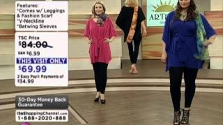 Artizan by Robin Barre The Thinsational 3 Piece Weekender Survival Kit on Shopping Channel Thumbnail