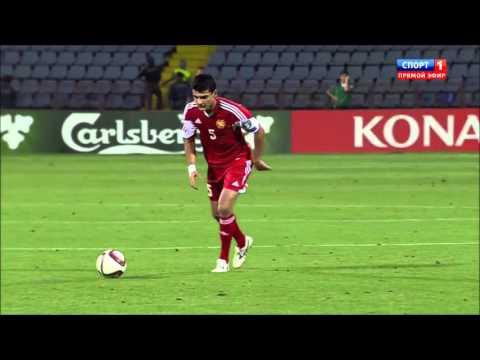 Армения - Дания | Отборочный турнир к ЕВРО-2016 | Обзор матча 8.10.15