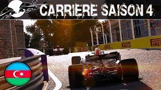 F1 2017 Mode Carrière S4E08 - AMÉLIORATION MOTEUR