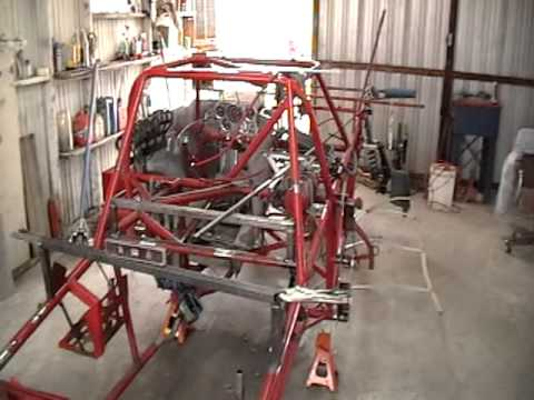 Super Dirt Late Model GRT Chassis