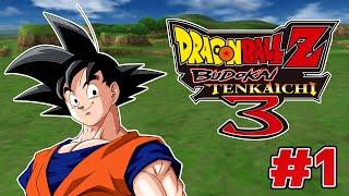 Dragon Ball Budokai Tenkaichi 3 #1 ESSE JOGO É FODA!