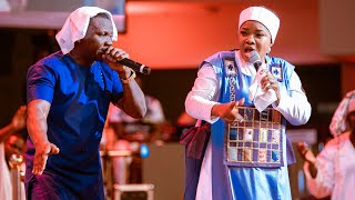 HD Full Video: Ohemaa Mercy and Francis Amo Powerful Ministration At Tehillah Experience 2021. Horns